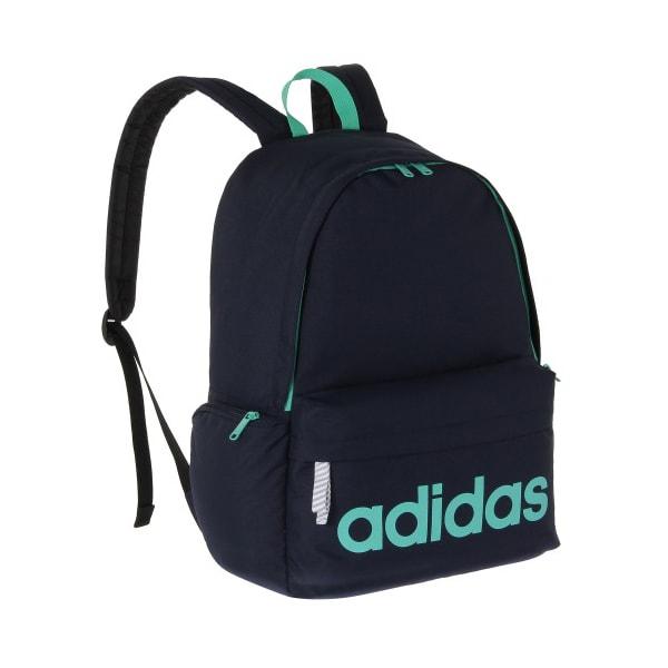 adidas(アディダス)/ジラソーレIV B4対応リュック 23L (イ)ネイビー×グリーン