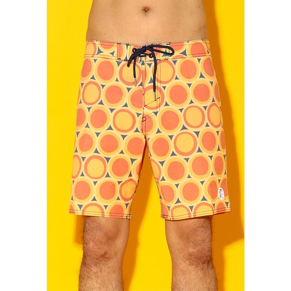 O'NEILL(オニール)/カジュアル履きとしても使えるメンズボードショーツ (ウ)オレンジ