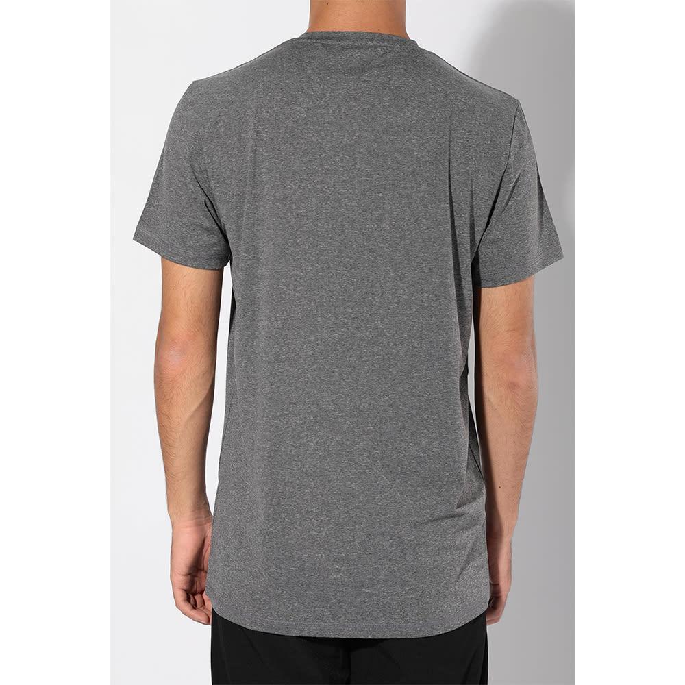 O'NEILL(オニール)/UPF50+肌を守れるメンズサークルロゴUVTシャツ (ア)ブラック