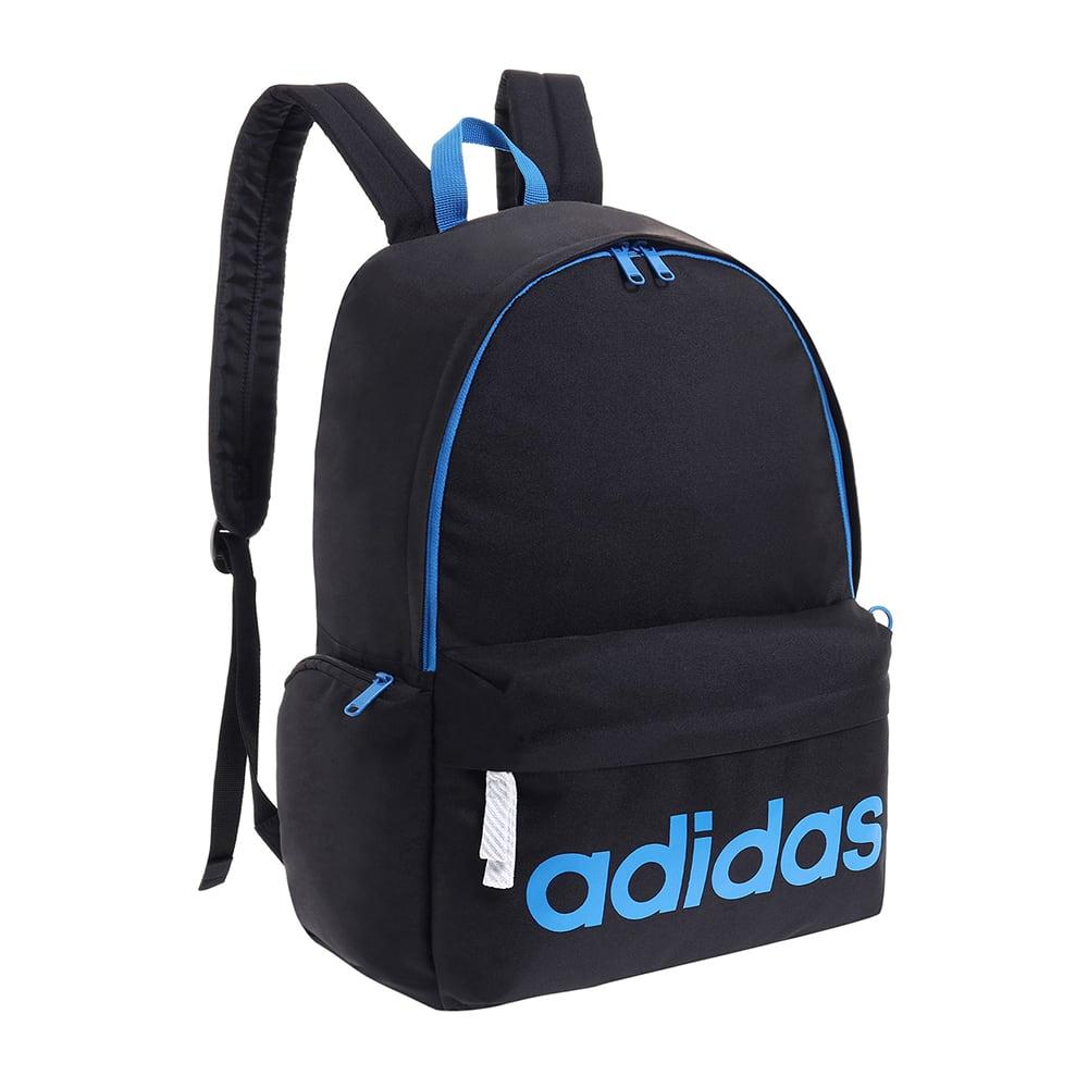 adidas(アディダス)/ジラソーレIV B4対応リュック 23L (ア)ブラック×ブルー