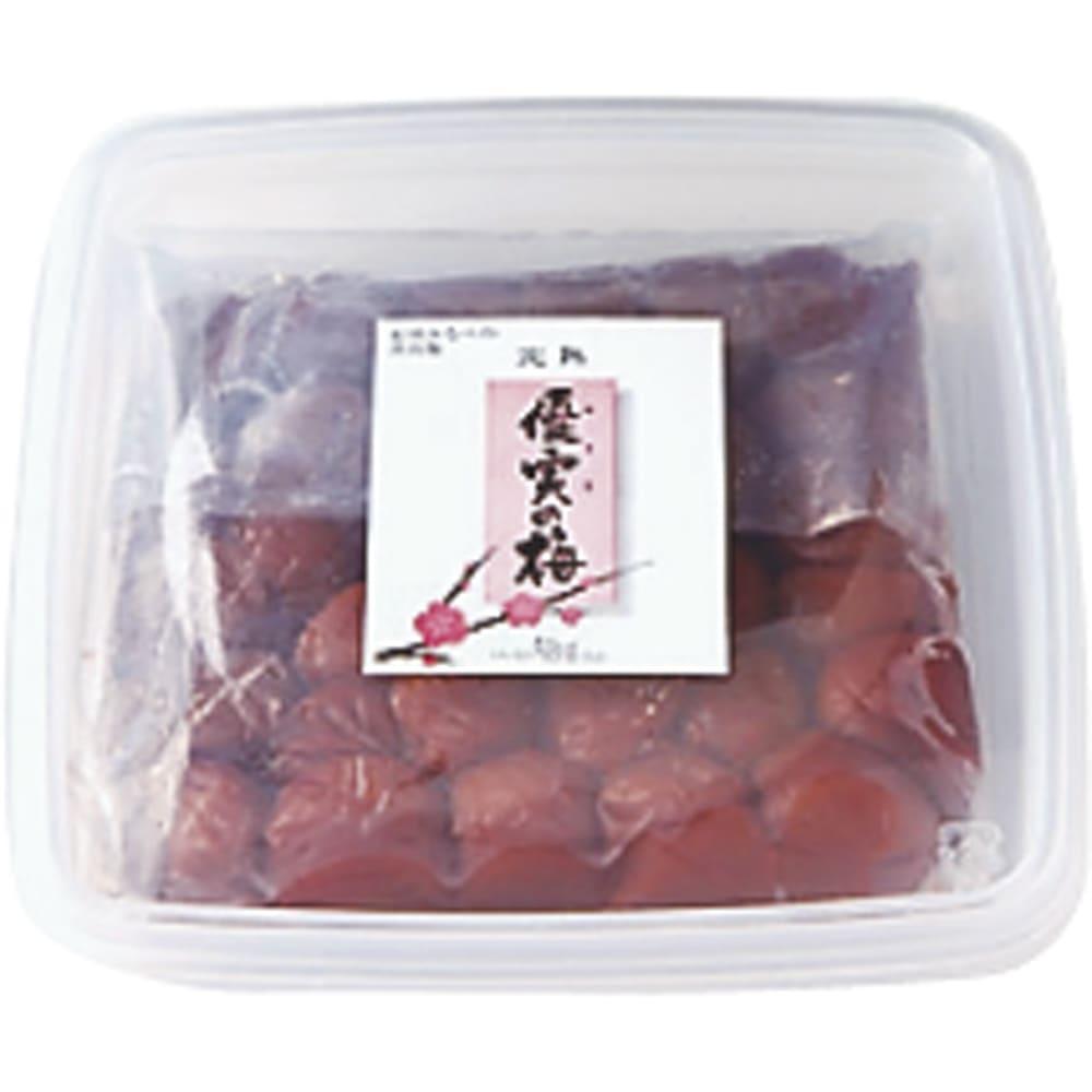 紀州梅干し 優実の梅 (1kg)
