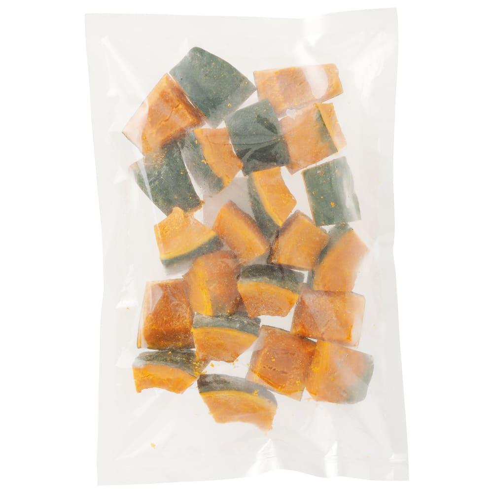 国産 冷凍栗マロンかぼちゃ(カット) (500g×4袋) 商品パッケージ