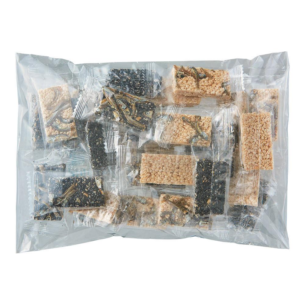 小魚が入った胡麻おこし (180g×3袋)