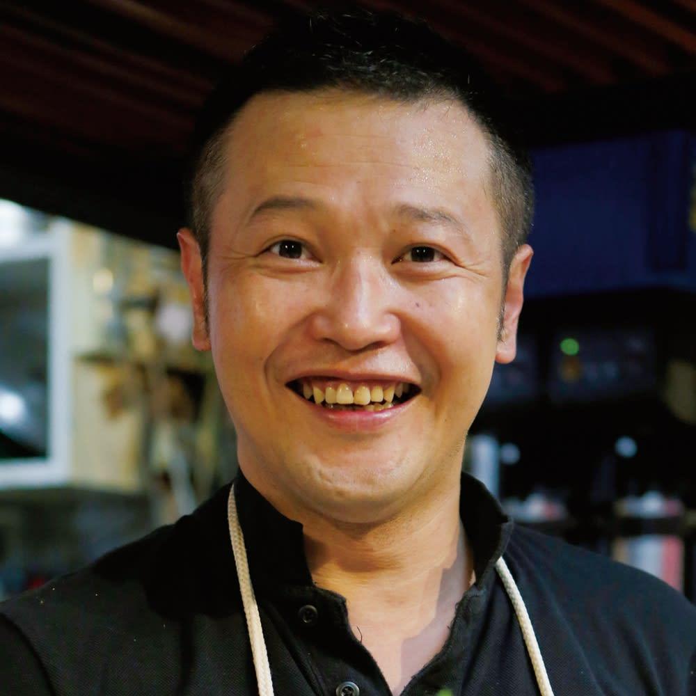 福岡「楽天地」 もつ鍋&酢もつセット 「もつ鍋の番人」と言われる二代目店主 水谷崇氏