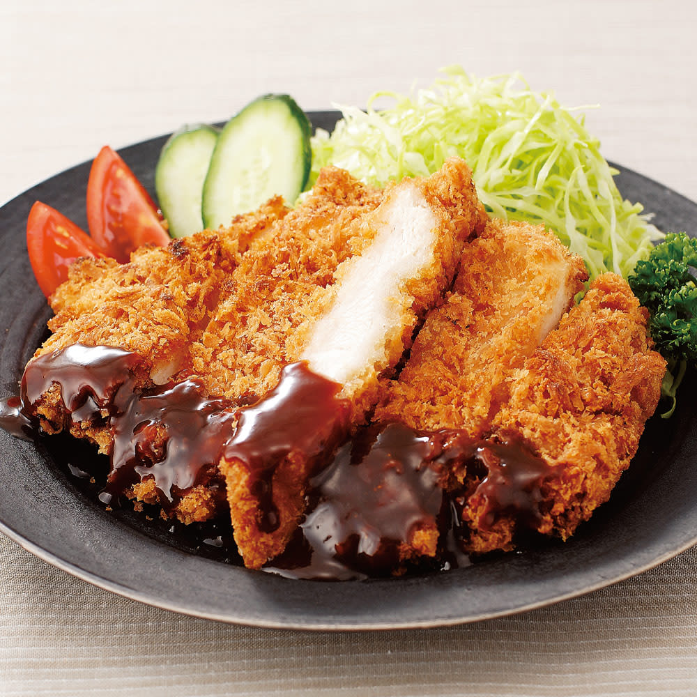 三河赤鶏 柔らかチキンカツ (150g×6枚)