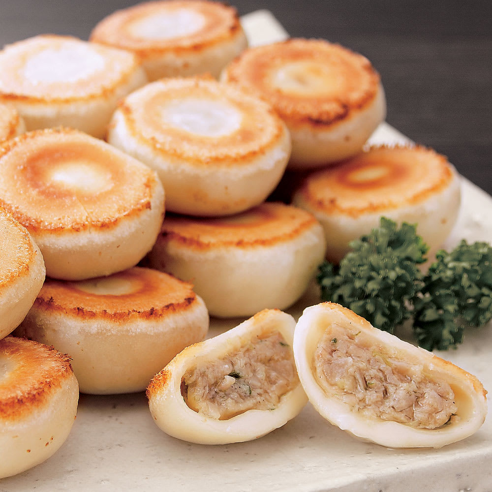 もちっとジューシー もち○ 生餃子 (18g×125個) 中華惣菜