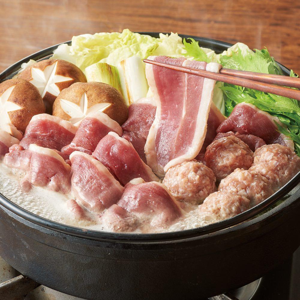 青森県産 鴨鍋セット 和惣菜