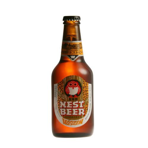 常陸野ネストビール 飲み比べ バイツェン(330ml)