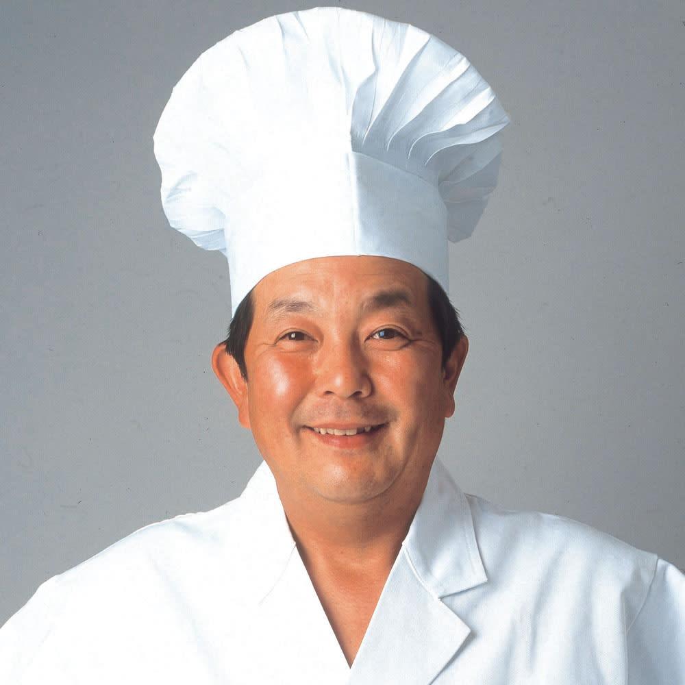 陳建一 焼き餃子 (6個×10袋) 本場・四川料理の伝統と技を継承する陳 建一オーナーシェフ