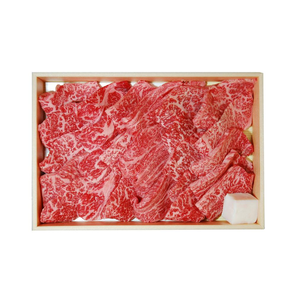 氷温(R)熟成黒毛和牛ロース焼肉用 400g