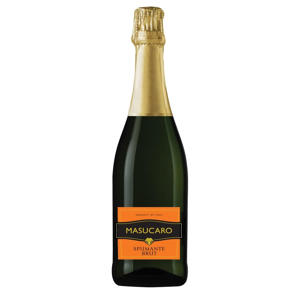シャンパン入りスパークリングワインセット (750ml 各1本)