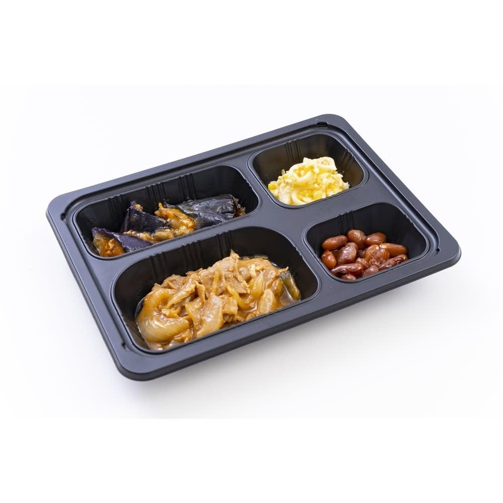 お任せメニュー 惣菜7食 【定期便】 <お届けの一例>豚肉の生姜焼き