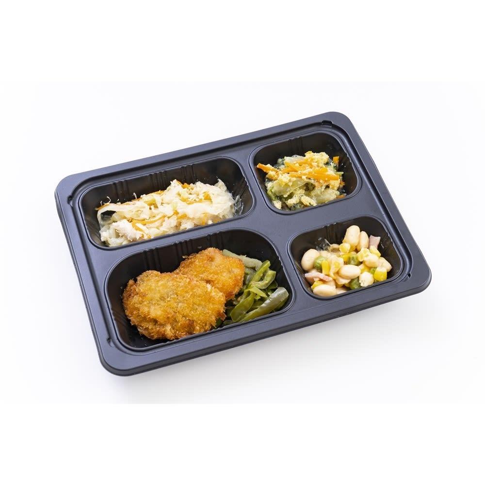 お任せメニュー 惣菜7食 【定期便】 <お届けの一例>アジしそフライ
