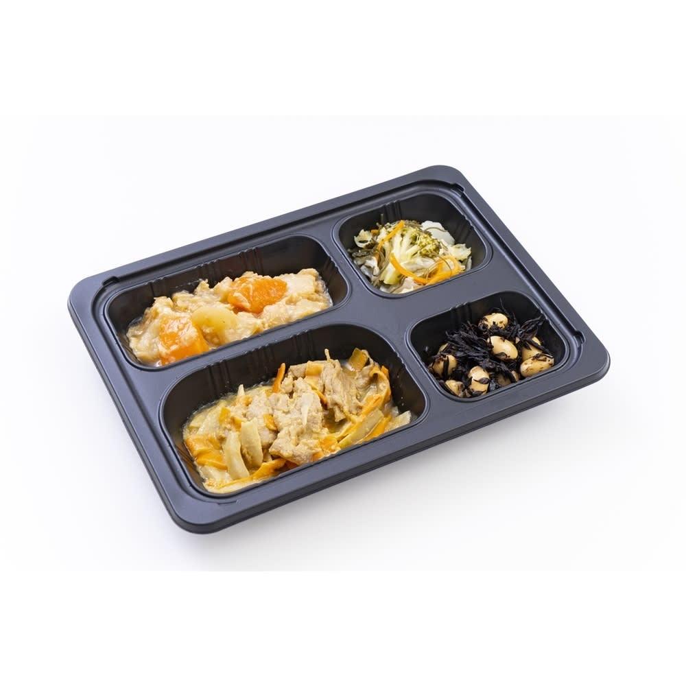 お任せメニュー 惣菜7食 【定期便】 <お届けの一例>ごぼうと牛肉のカレーマヨネーズソース