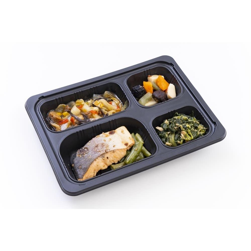 お任せメニュー 惣菜7食 【定期便】 <お届けの一例>鮭のごま風味焼き