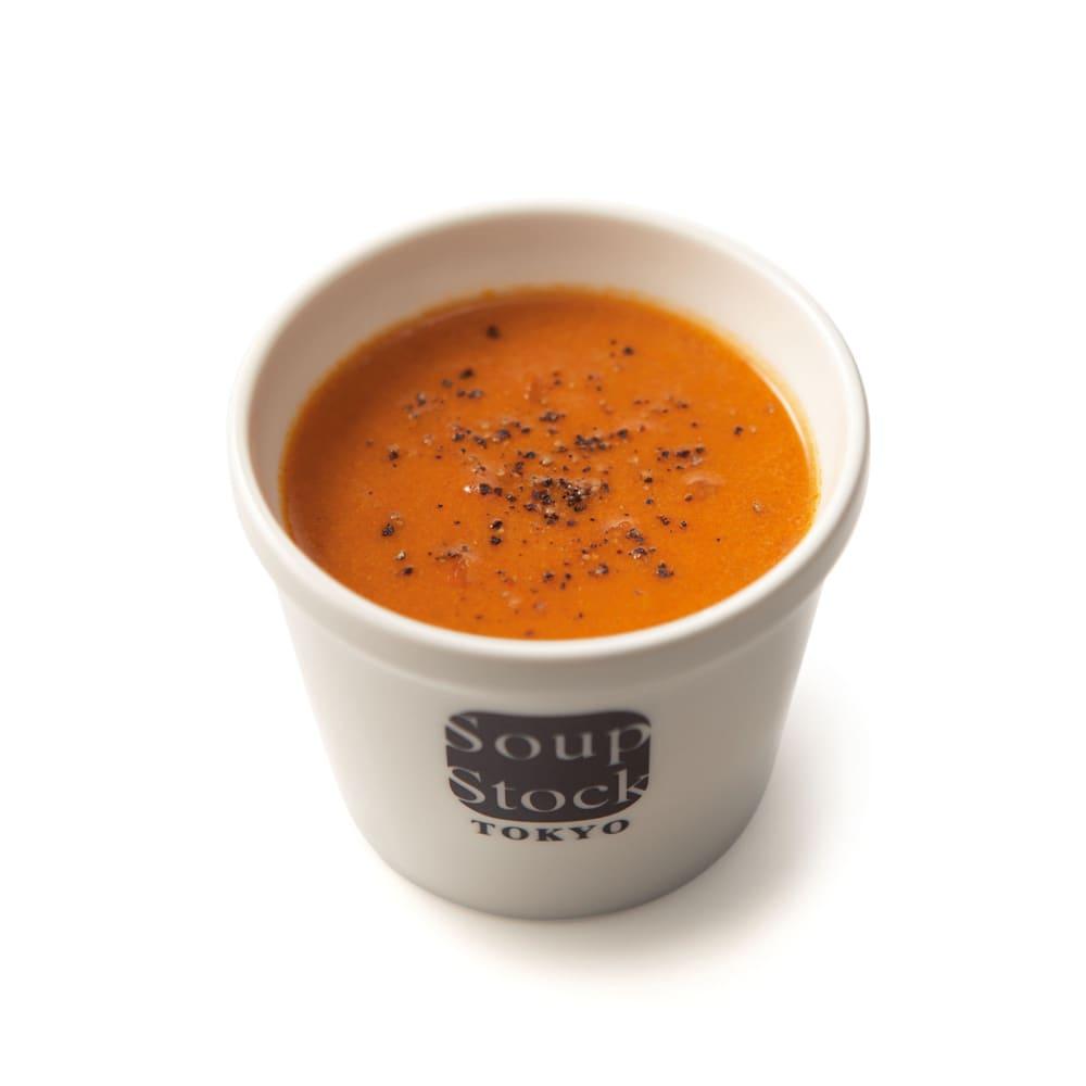 スープストックトーキョー 野菜スープと人気スープセット (各180g 計8袋) オマール海老のビスク