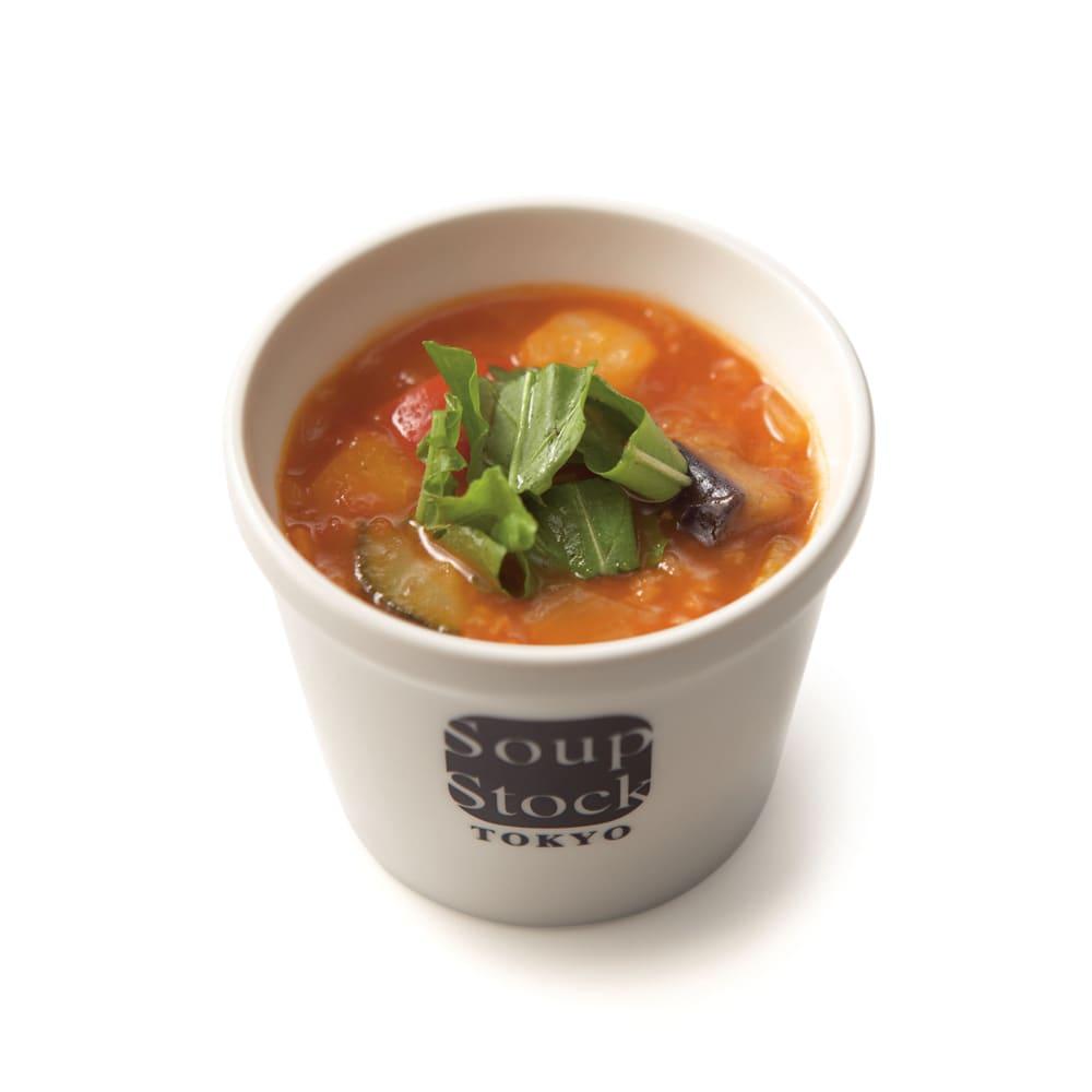 スープストックトーキョー 野菜スープと人気スープセット (各180g 計8袋) ミネストローネ