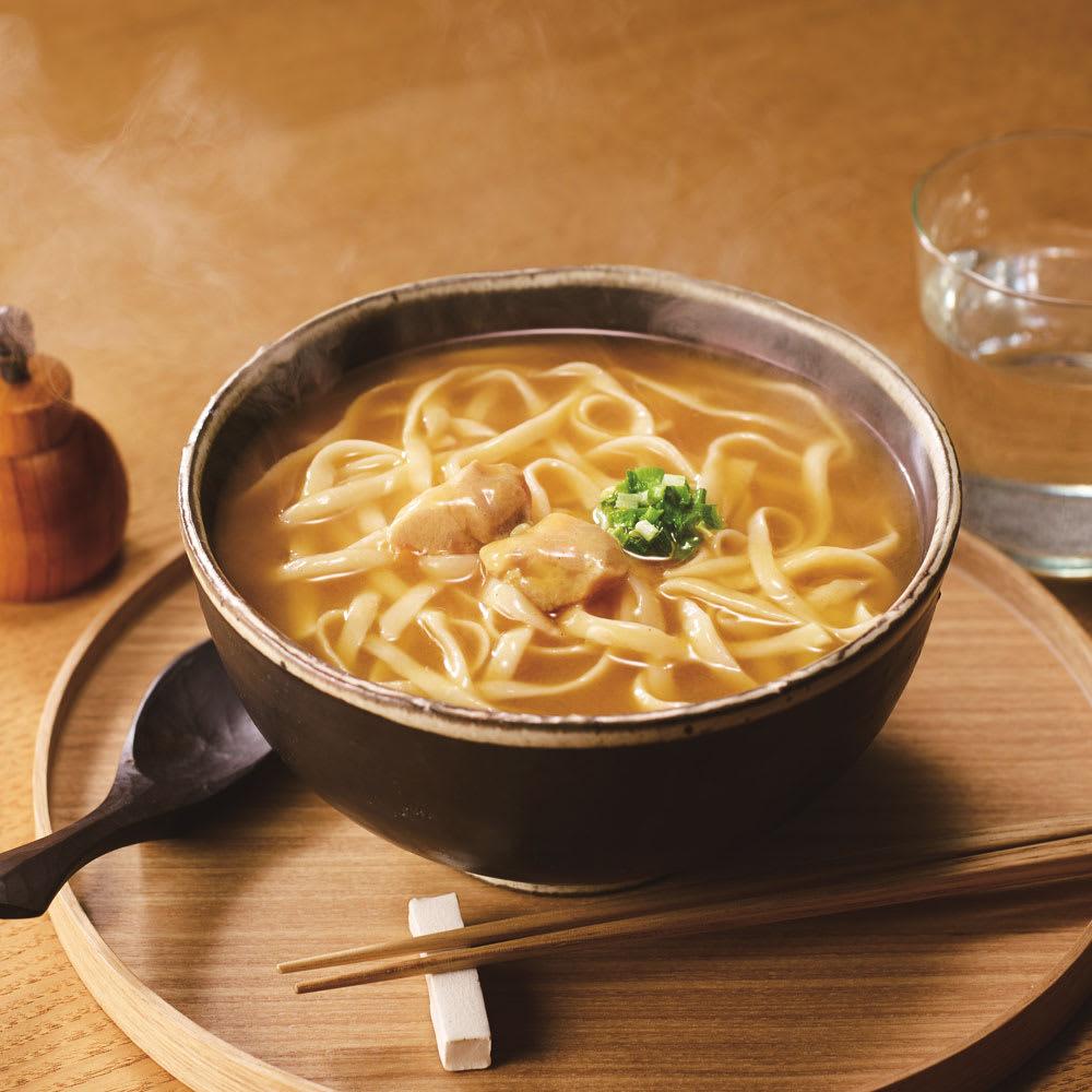 イザメシ うどん6缶セット (3種 計6缶) 【和風だしが香る鶏南蛮カレーうどん】