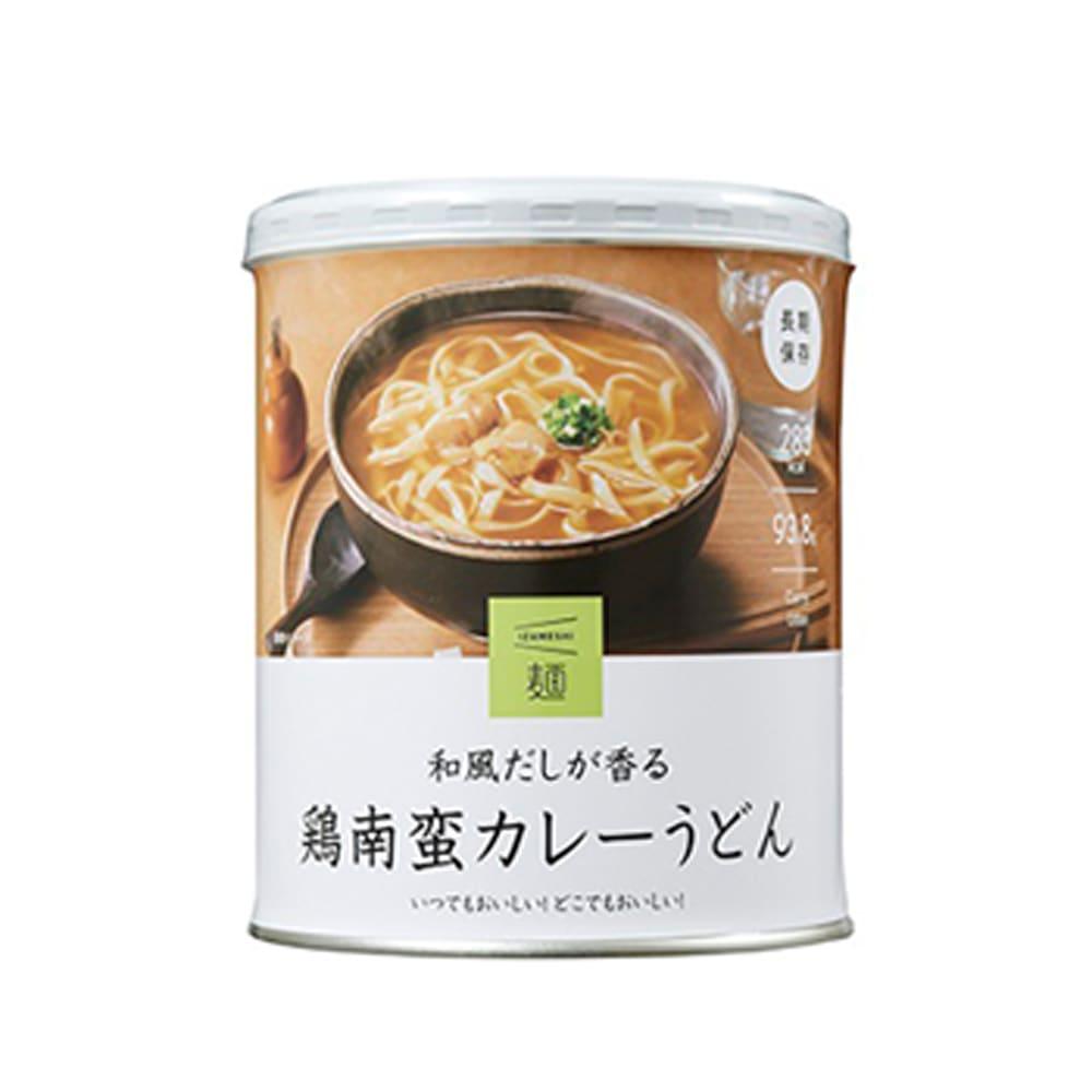 イザメシ うどん6缶セット (3種 計6缶)
