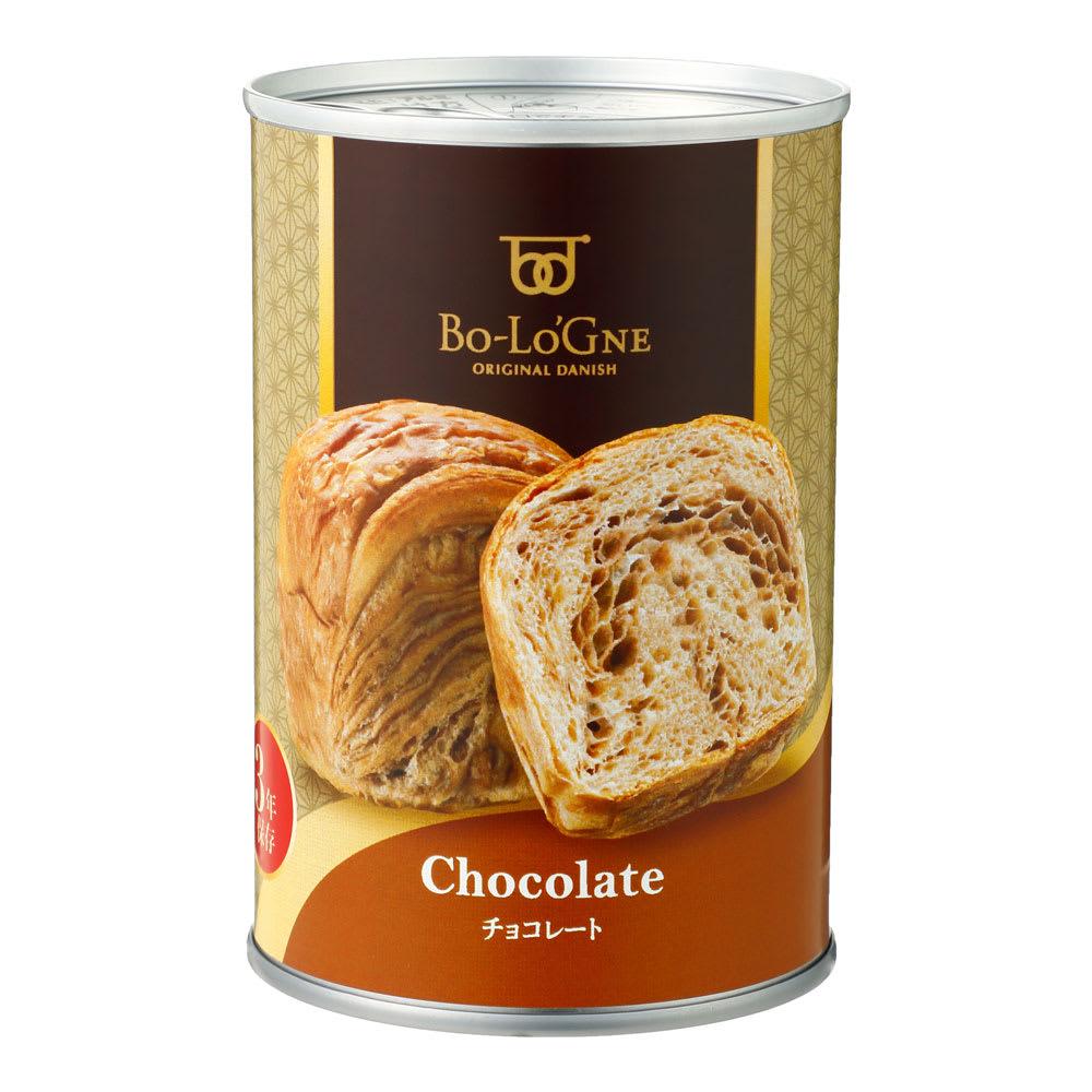 缶deボローニャ 3種セット (3種×4缶) チョコレート