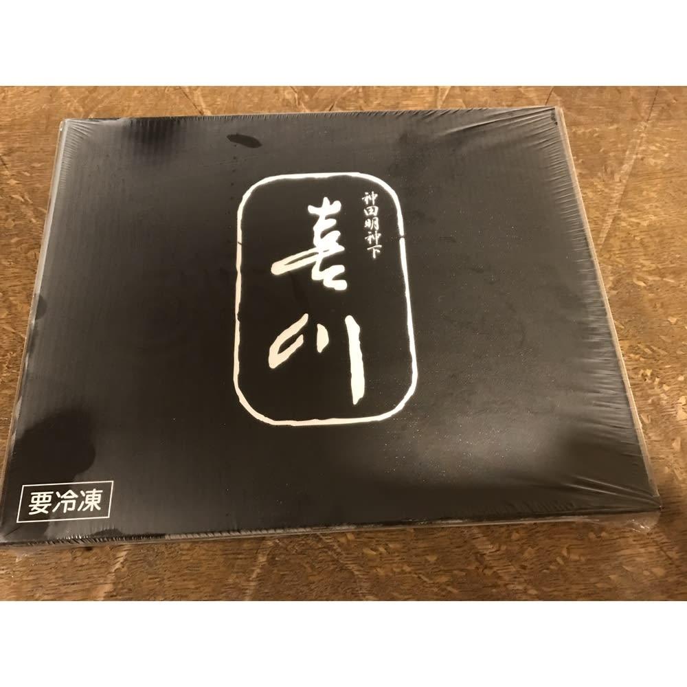 神田明神下「喜川」黒毛和牛すき焼き丼の具 お届けパッケージ