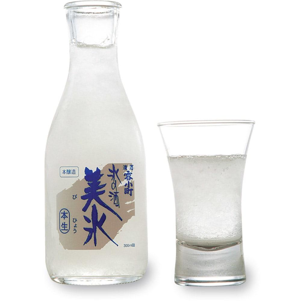 雪小町 氷の酒 美氷 (300ml×6本セット) 日本酒