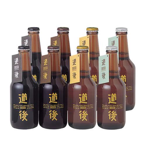 道後ビール 8本詰合せ
