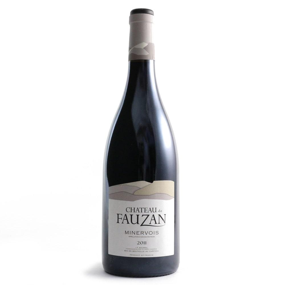 【赤ワイン】シャトー・ド・フォーザン (750ml) 【お試し用】 ※ラベル等が変更になることがございます。※ヴィンテージは変更になることがございます。