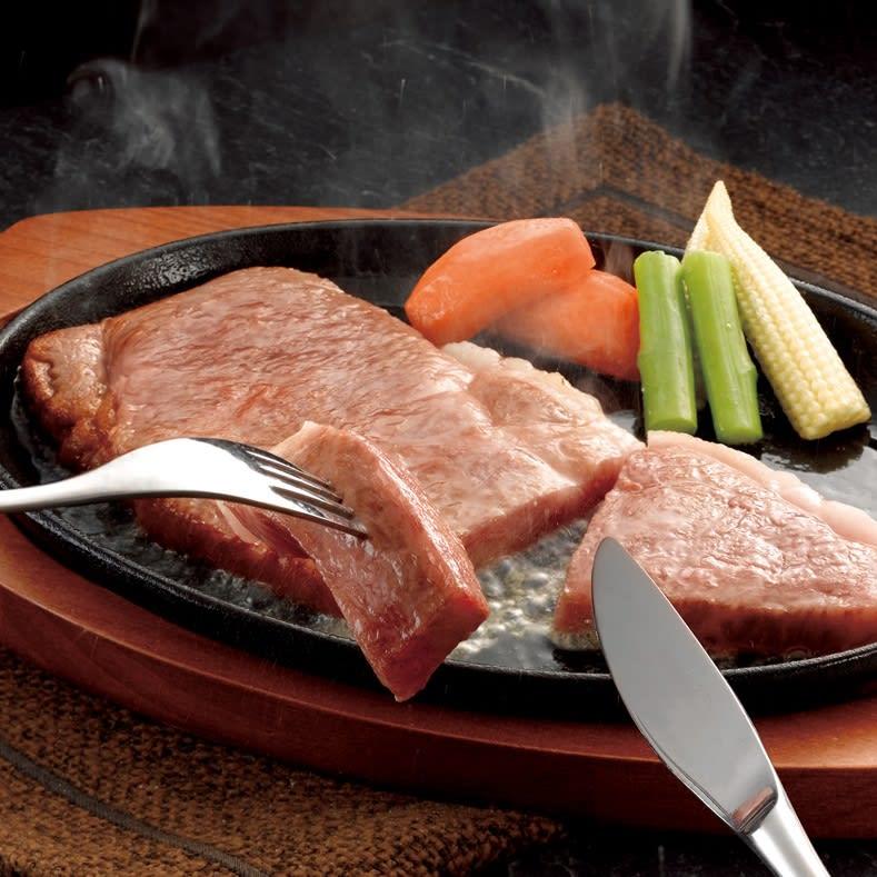 グルメ 食品 肉 卵 乳製品 大淀河畔みやちく宮崎牛ロースステーキ (200g×2枚) N90327