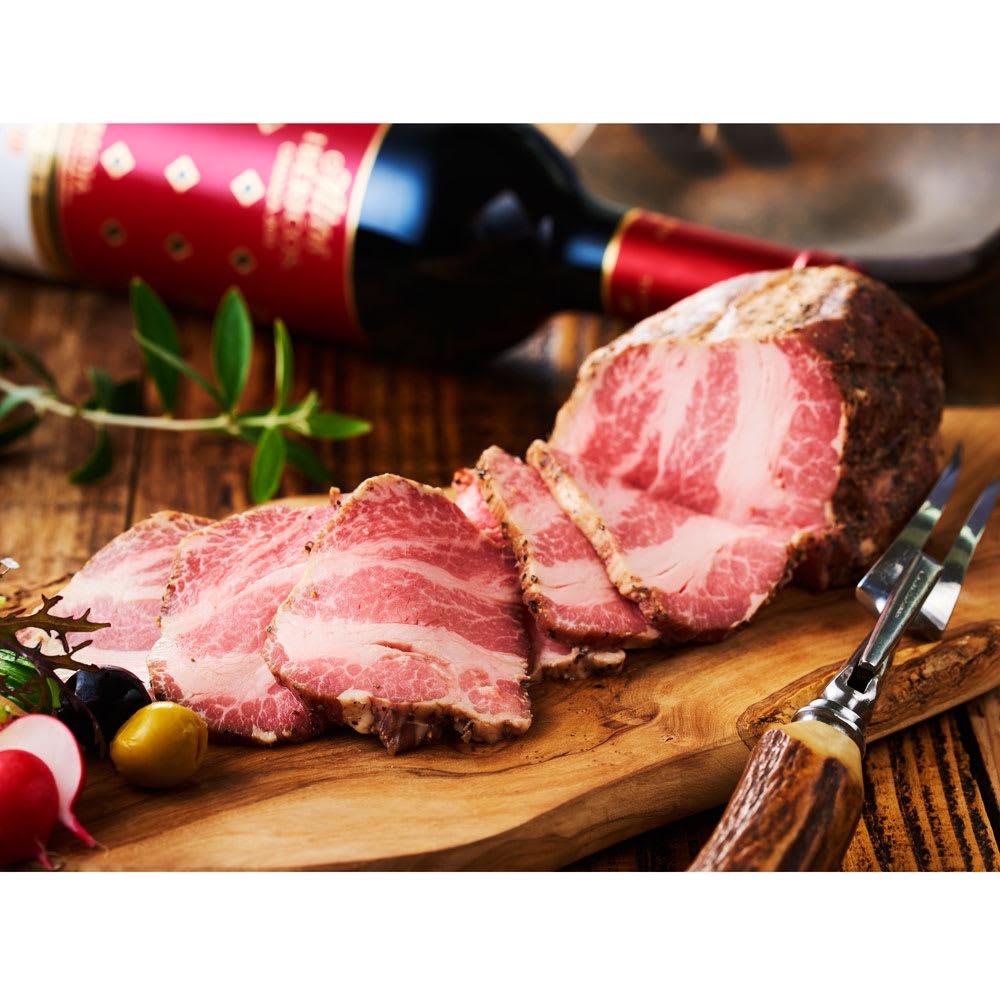 グルメ 食品 肉 卵 乳製品 イベリコ豚ローストポーク 300g N90353