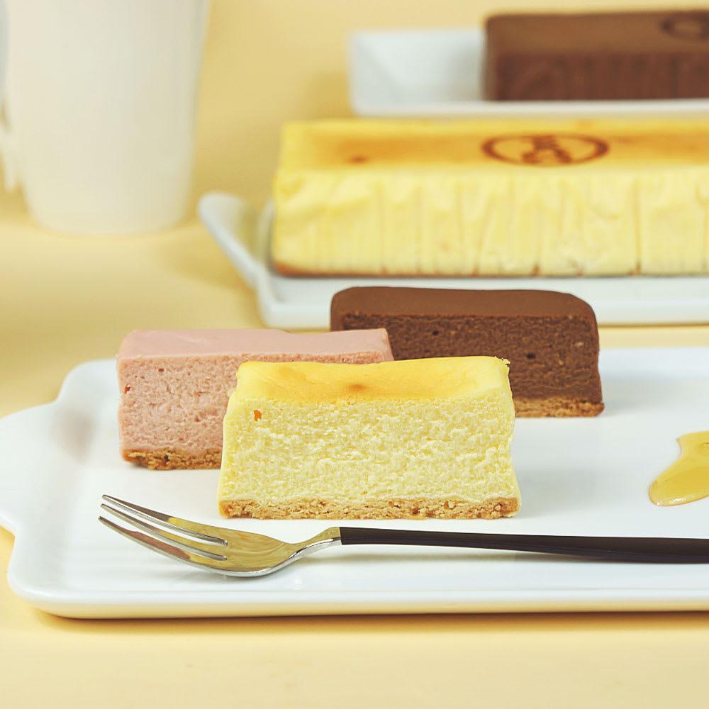 【母の日ギフト】三代目たいめいけん監修はちみつちーずケーキ3種セット (約300g×3本) N92604