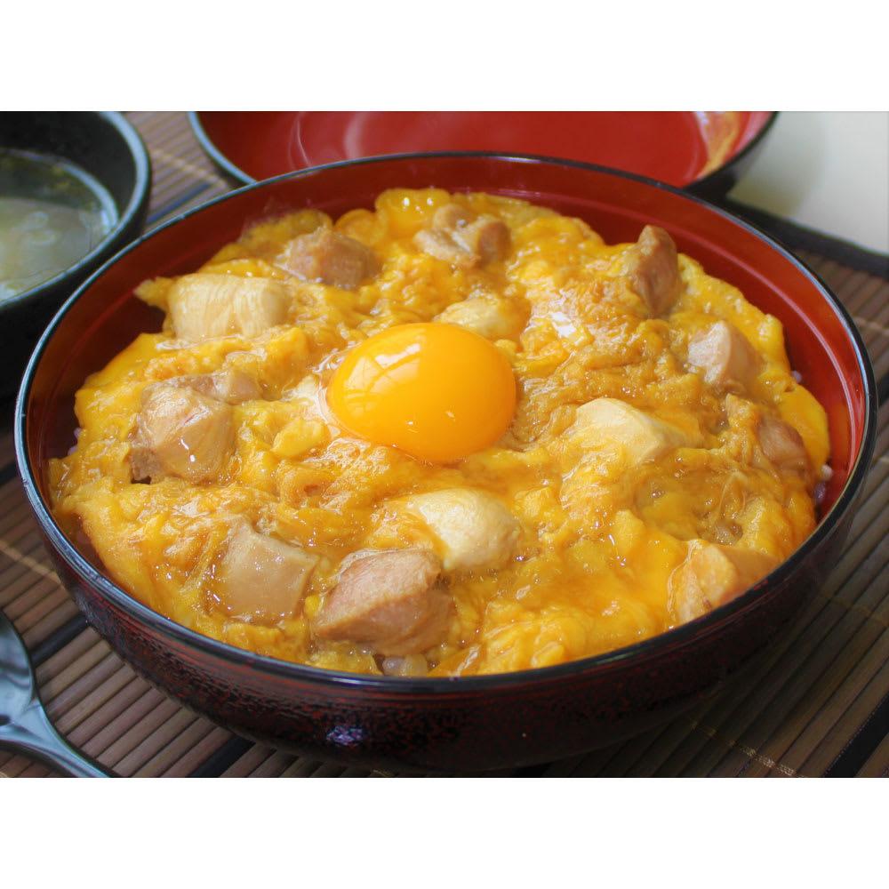 川俣シャモの親子丼の素(7食) 和惣菜