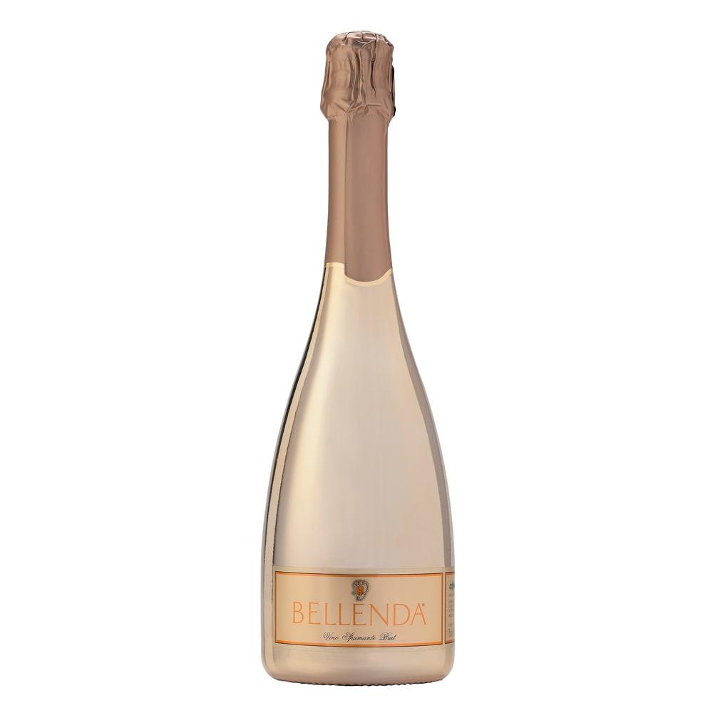 """【スパークリングワイン】ベッレンダ・スプマンテ・ブリュット""""キラリカ"""" ボトルも味も華やかなイタリアのスパークリングワイン。"""