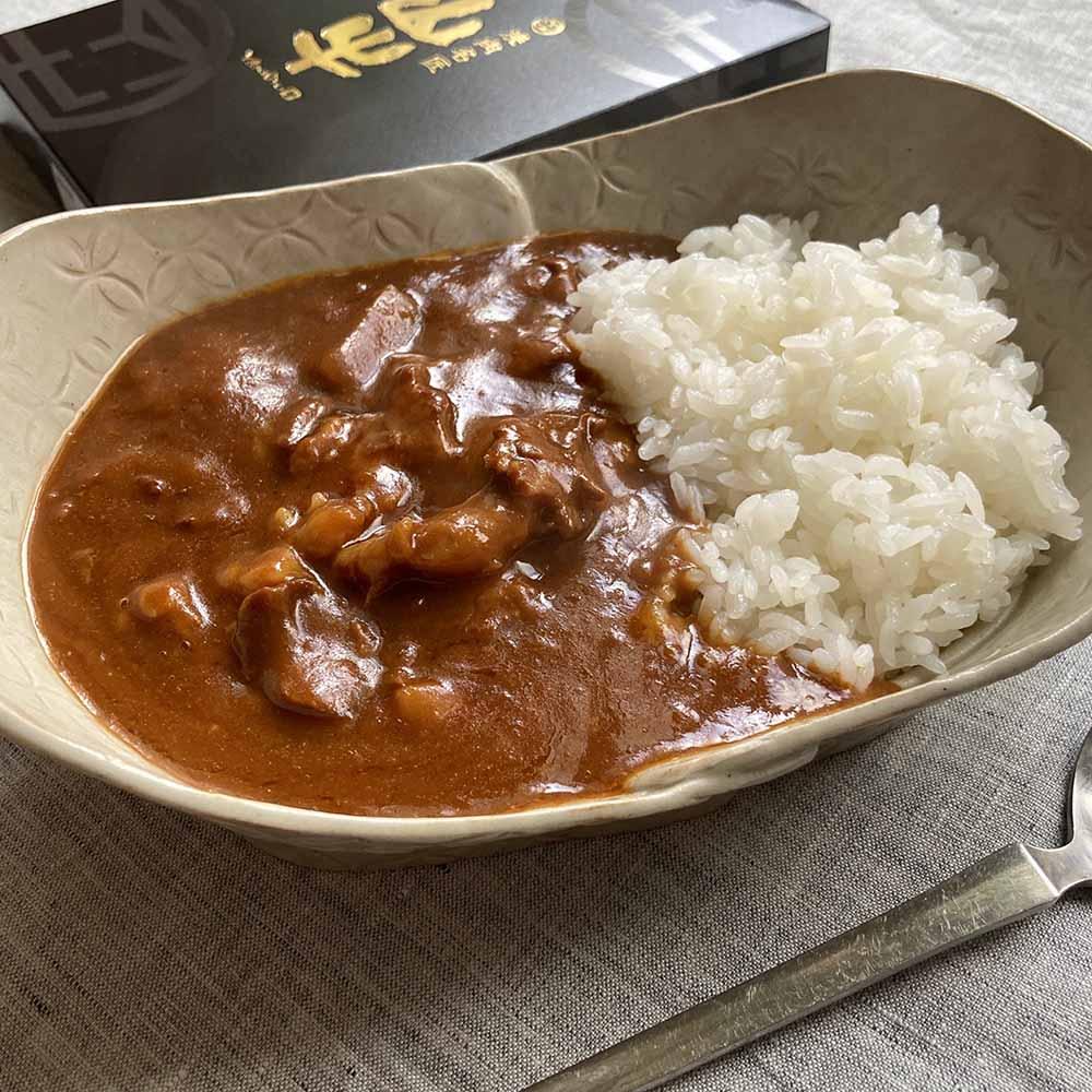 焼肉名匠「山牛」山形牛カレー お惣菜加工品