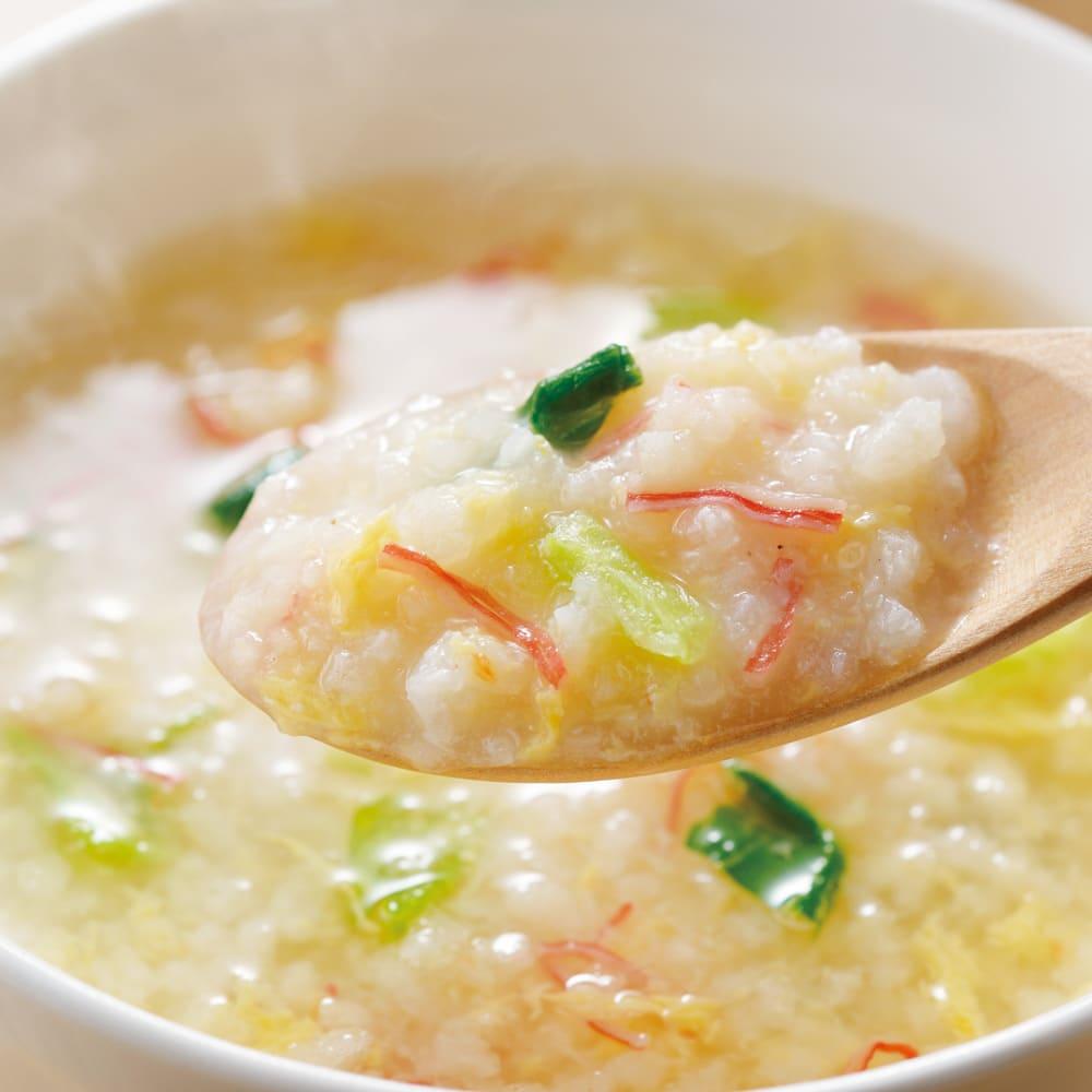 アマノフーズ 非常用保存食カニ雑炊 (21.5g×10食) 保存食・非常食