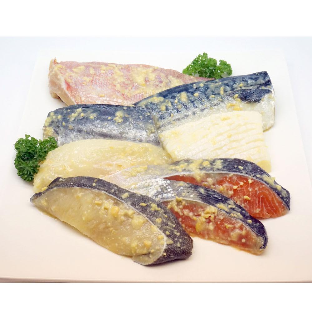 【父の日ギフト】吉川水産 西京漬け8種詰め合わせ 魚・海産加工品