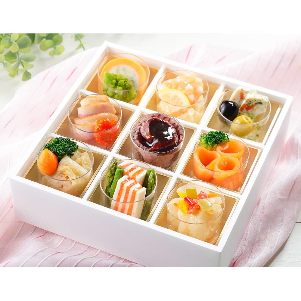 【父の日ギフト】銀座割烹「里仙」監修洋風オードブル ナチュール お惣菜加工品