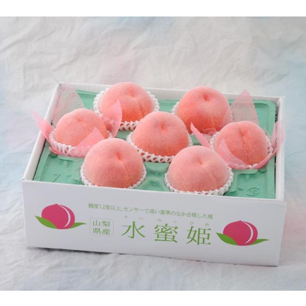 【お中元】山梨県産 水蜜姫 2kg (7月お届け) フルーツ