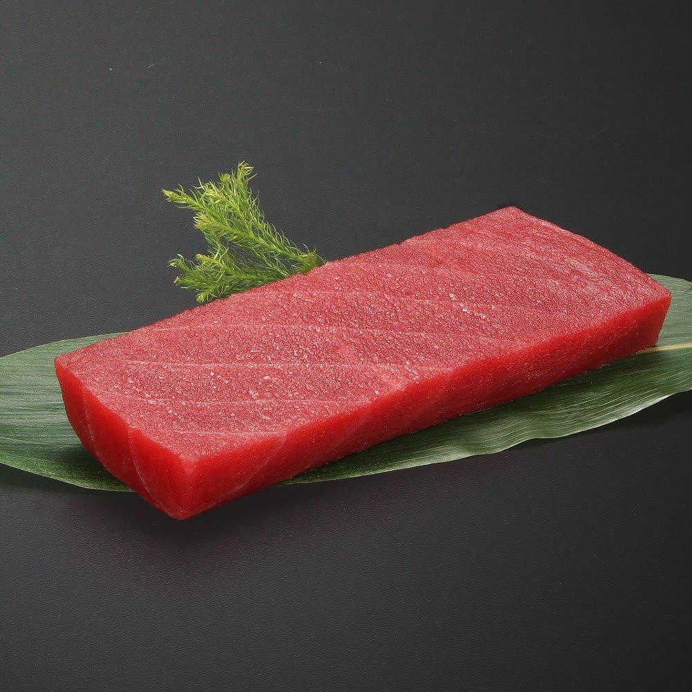 天然本まぐろ(赤身)150g×3柵 【通常お届け】 魚・海産生鮮品