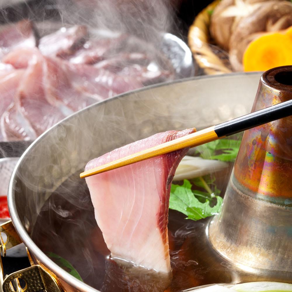 【お歳暮ギフト】ぶりのしゃぶしゃぶセット(4人前) 魚加工品