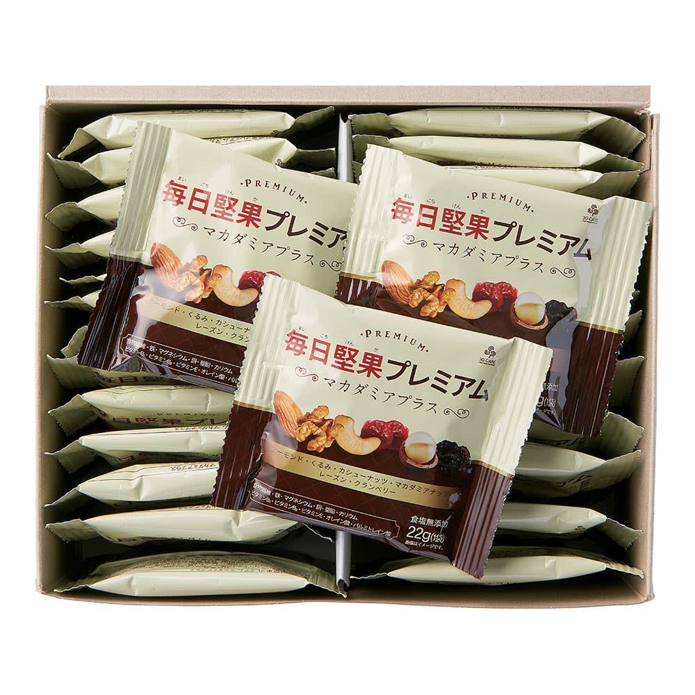 【おつとめ品】 毎日堅果 プレミアム (22g×28袋) 商品パッケージ