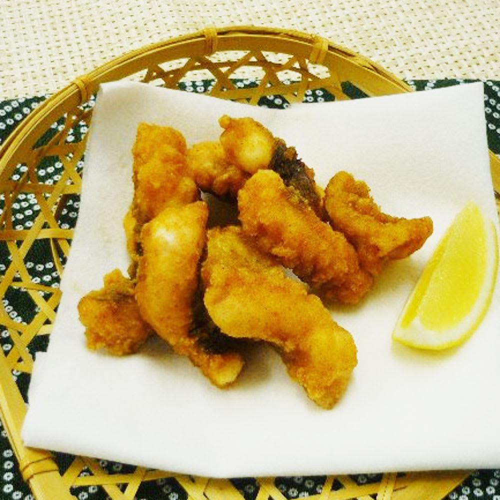 お魚屋さんのたこのから揚げ (1kg) 【調理例】