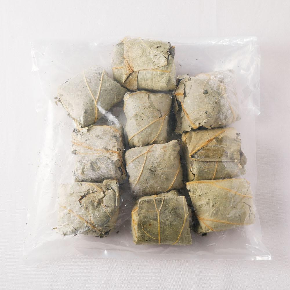 【業務用食材・食品】蓮の葉ちまき (85g×10個)