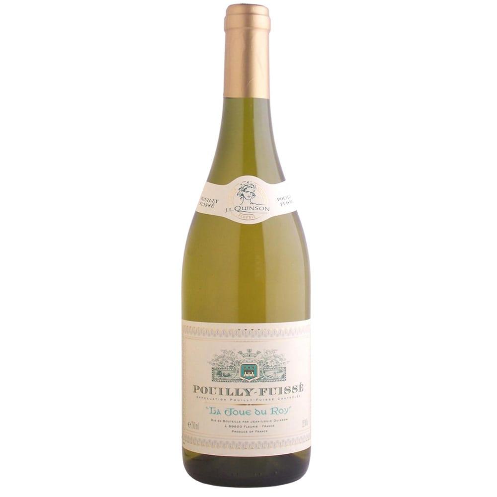 【ワイン】ラ・ジュ・デュ・ロワ・プイィ・フュイッセ ※ラベル等が変更になることがございます。