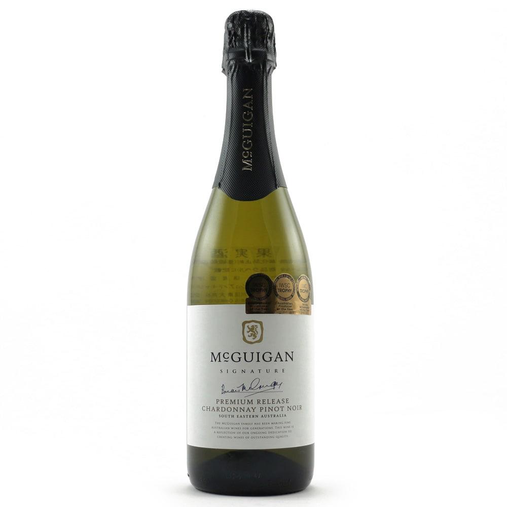 【スパークリングワイン】マクギガンシグネチャー スパークリング シャルドネ ※ラベル等が変更になることがございます。