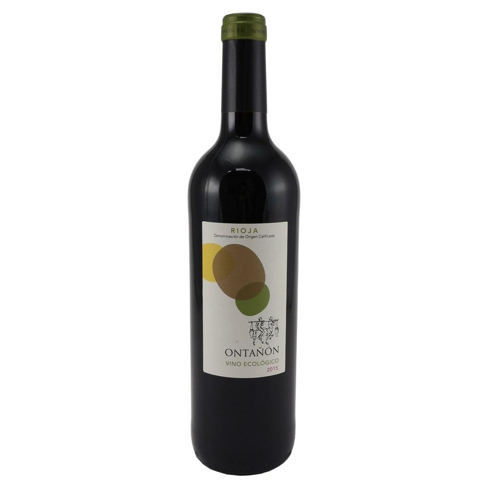 【ワイン】オンタニョン リオハ エコロジコ ※ヴィンテージは変更になることがあります