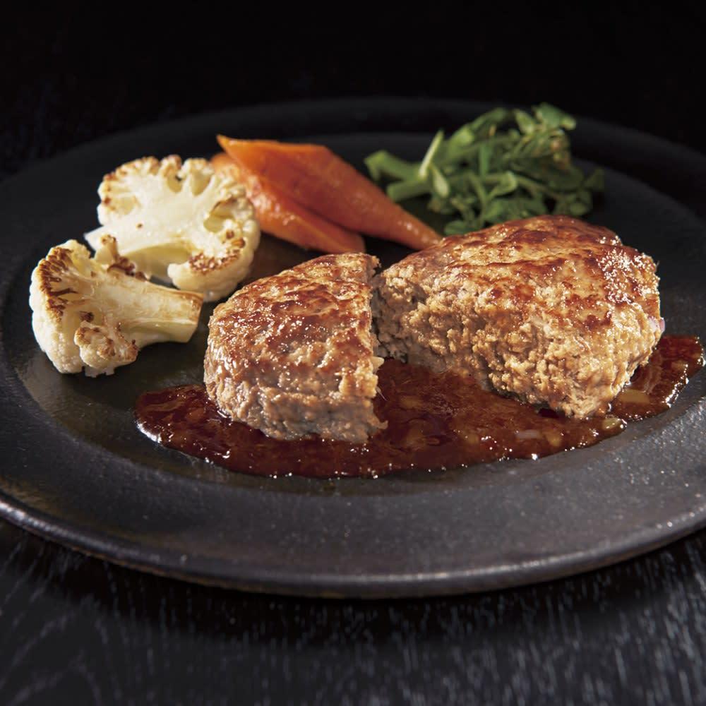 【業務用食材・食品】ニチレイ グレイビーハンバーグ 1.2kg(10個入り) 洋惣菜