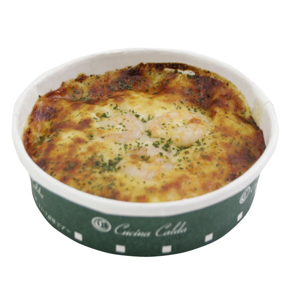 【業務用食材・食品】クチーナ・カルダ えびグラタン 12個 洋惣菜
