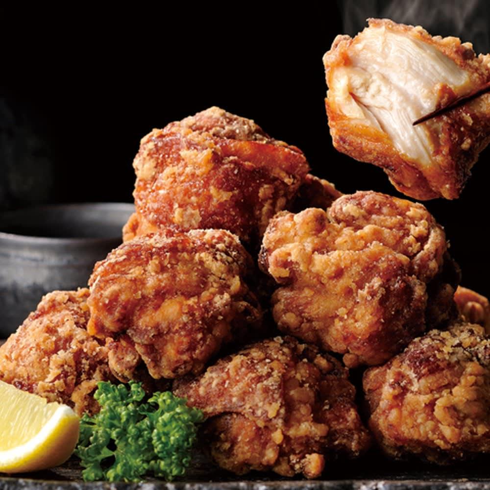 味の素 専門店の鶏唐揚げ1kg 大ぶりな食べごたえ!うまさを極めた鶏唐揚げです。