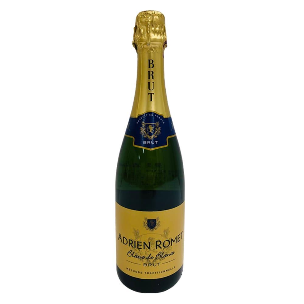 【スパークリングワイン】アドリアンロメ ヴァン・ムスー ブリュット (750ml) ※ラベルデザイン等が変更になる場合がございます。